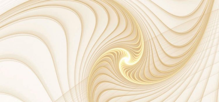 Fractal Art Stories: Morning Sun